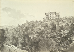 Mr Zachary Baily's house at Widcombe